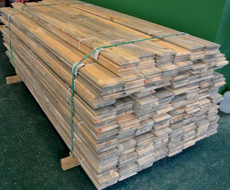Sustainable Beetle Kill Lumber From The