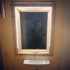 bathroom flexible LED light strips