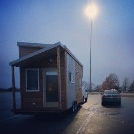 rest stop, Kansas