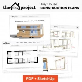 The Tiny Project tiny house plans
