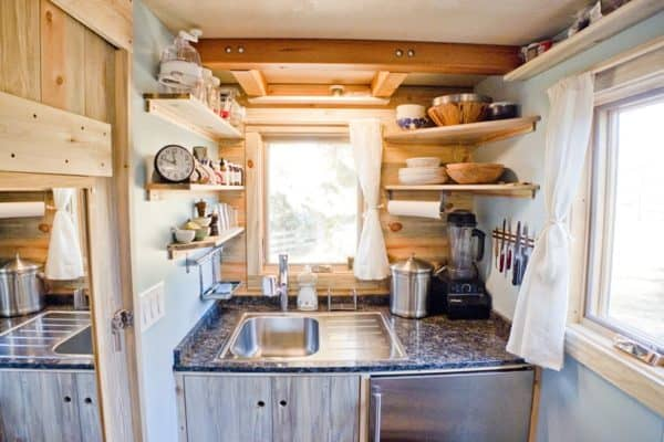 Tiny Project Kitchen