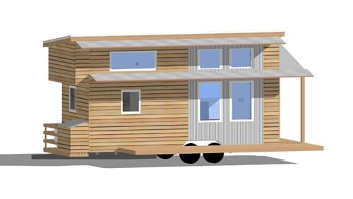 Tiny House Elevation