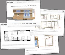 Tiny Project Tiny House Construction Plans