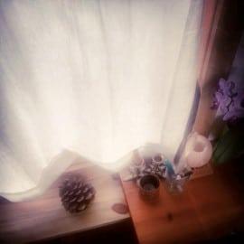 Tiny house curtains