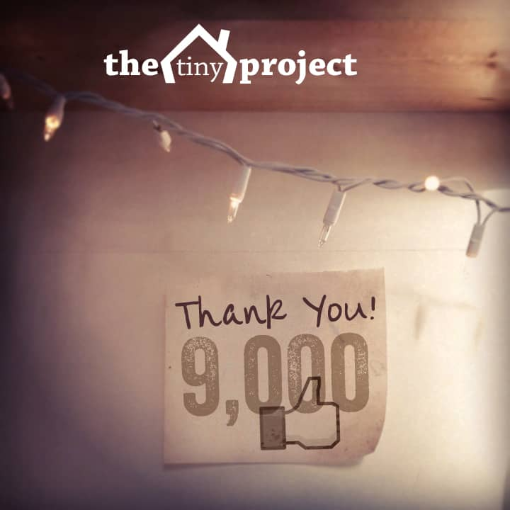 The Tiny Project on Facebook