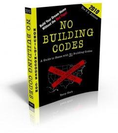 no building codes