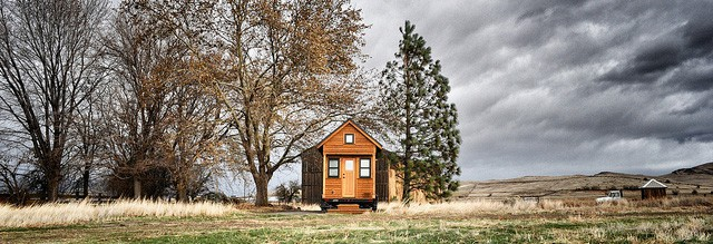 tiny house land for parking