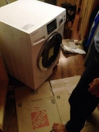 tiny house washer dryer combo laundry