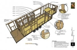 Macy Miller's MiniMotives house plans