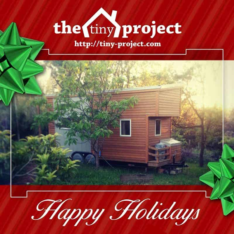 Happy Holidays from the Tiny Project