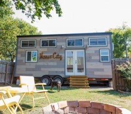 Music City Tiny House