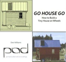 PAD go house go - dee williams