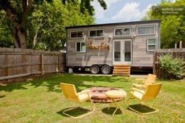Music City Tiny House Available on Airbnb