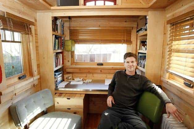 Jay Shafer - image source: Tiny House Blog