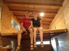 Travis & Raelynn, Tiny Roots - website, facebook