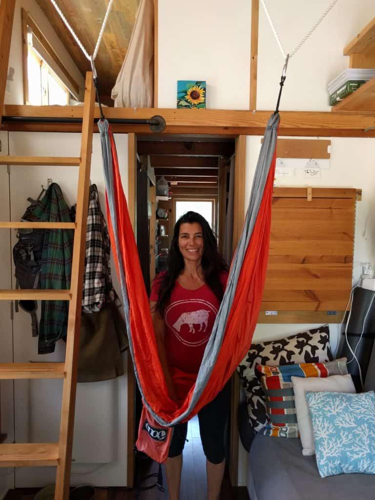 hammock yoga sling