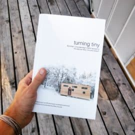 Turning Tiny - Tiny House Movement Book