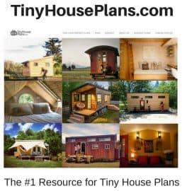 tiny house plans.com