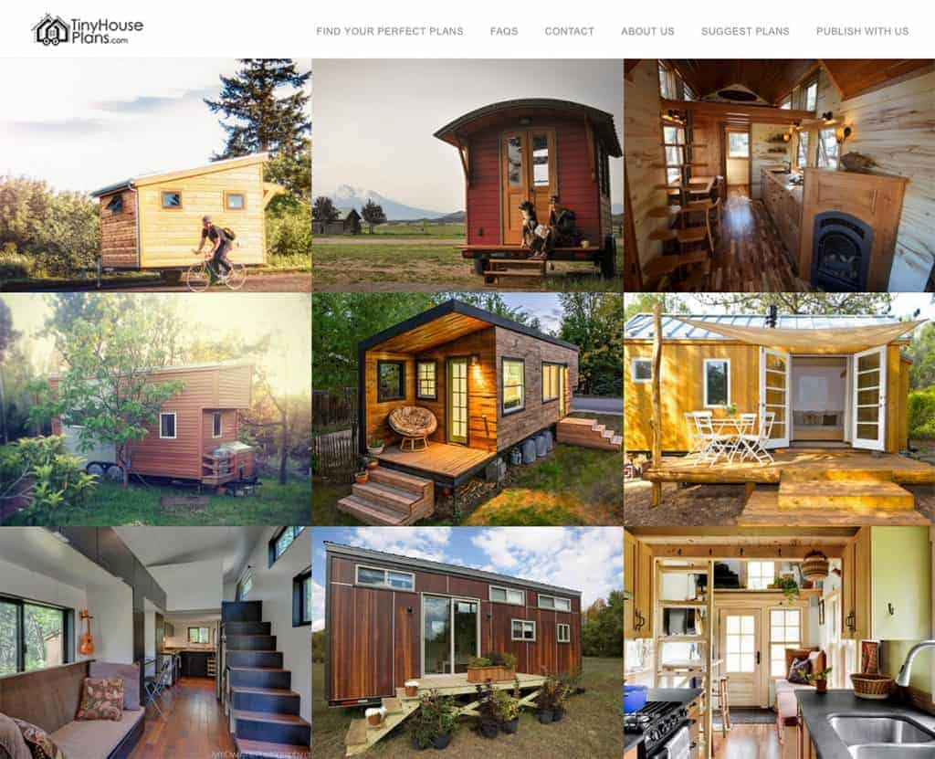 Alek Lisefski Tiny House introducing tinyhouseplans: your 1-stop shop for the