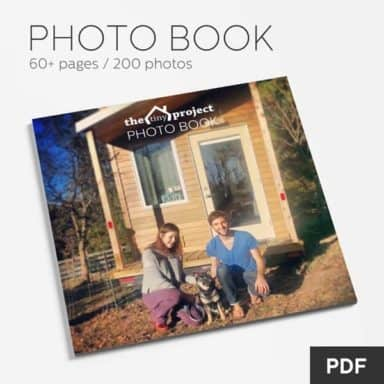 Tiny Project tiny house photo book