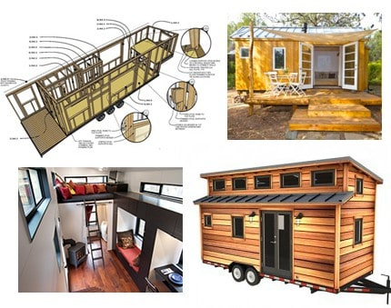 Tiny House Plans The Tiny Project
